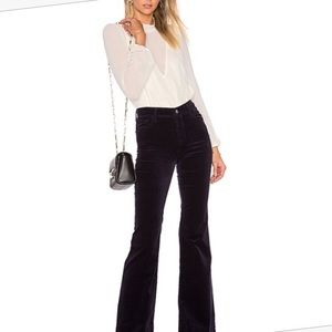NWT J Brand Maria Flare Jeans High Rise 28